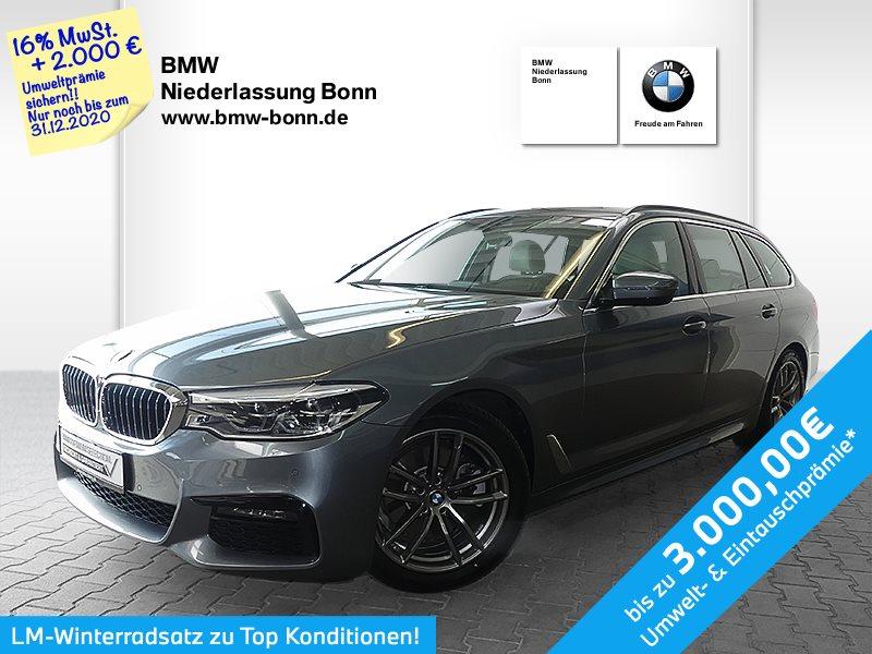 BMW 520d xDrive Touring M Sportpaket, Jahr 2019, Diesel