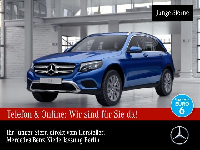 Mercedes-Benz GLC 250 4M Exclusive 360° LED AHK Navi SpurPak 9G, Jahr 2019, Benzin
