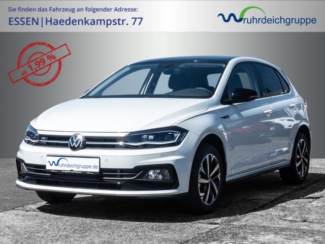 Volkswagen Polo VI Highline 1.0 R-Line KLIMAAUTO NAVI PDC, Jahr 2021, Benzin