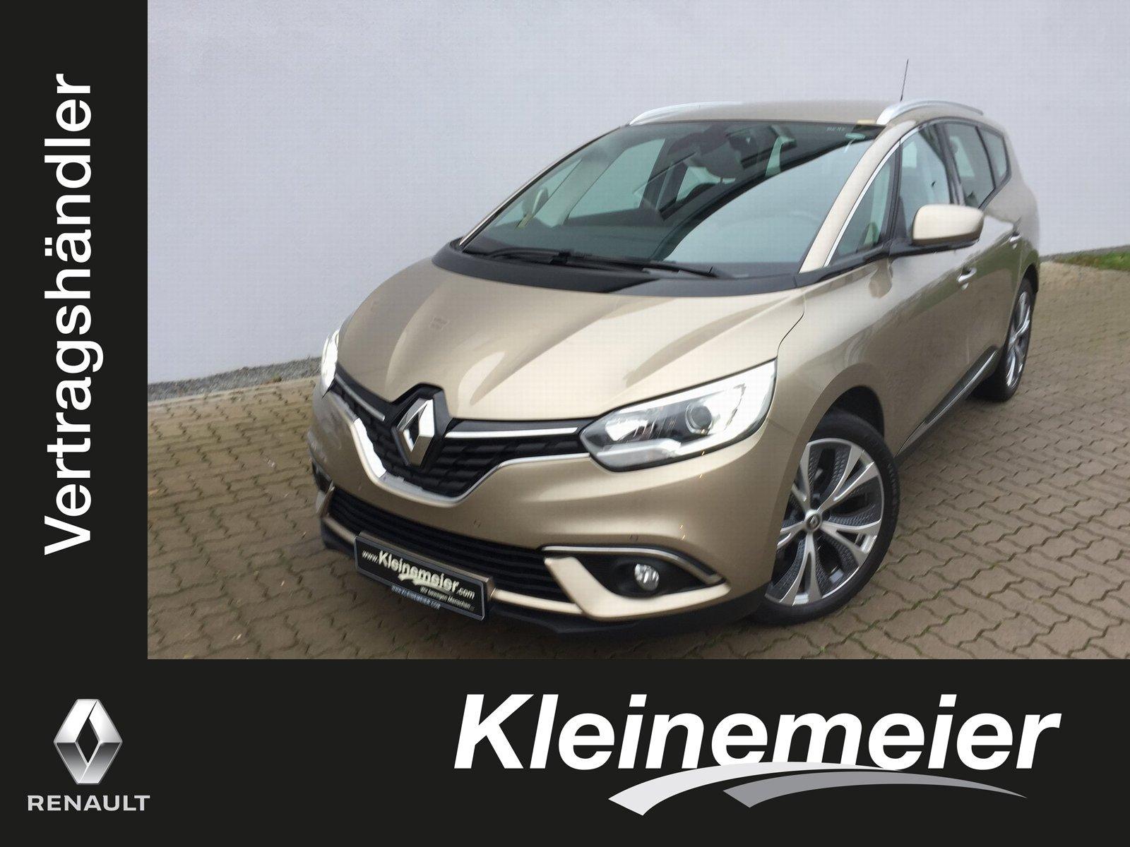 Renault Grand Scenic IV 1.2 TCe 115 Energy Intens*Navi*, Jahr 2017, Benzin