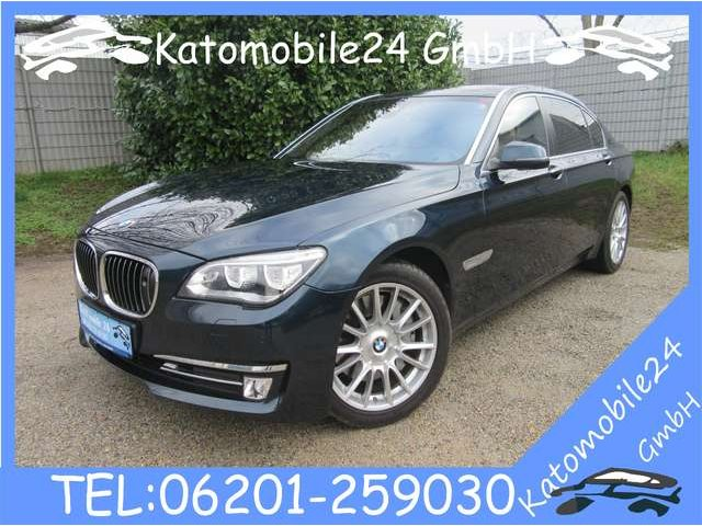 BMW 750 Ld xDrive Night Vision B&O LED Head up Soft-Close, Jahr 2014, Diesel