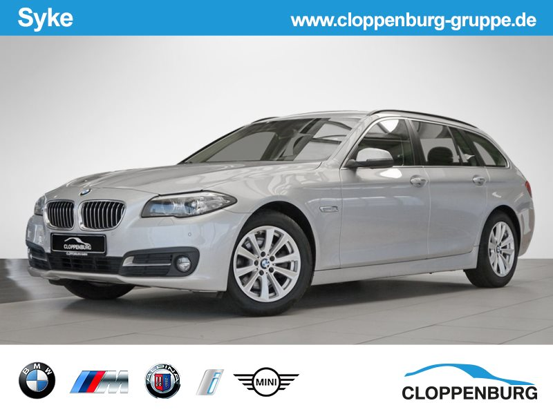 BMW 520d Touring NaviProf PDC AHK Tempomat, Jahr 2015, Diesel