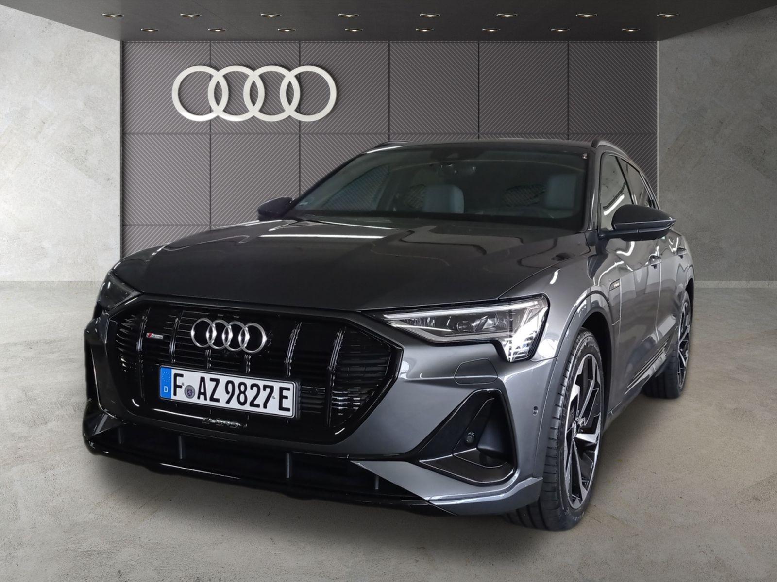 Audi e-tron 50 quattro S line digitaler Matrix-LED Panorama, Jahr 2021, Elektro