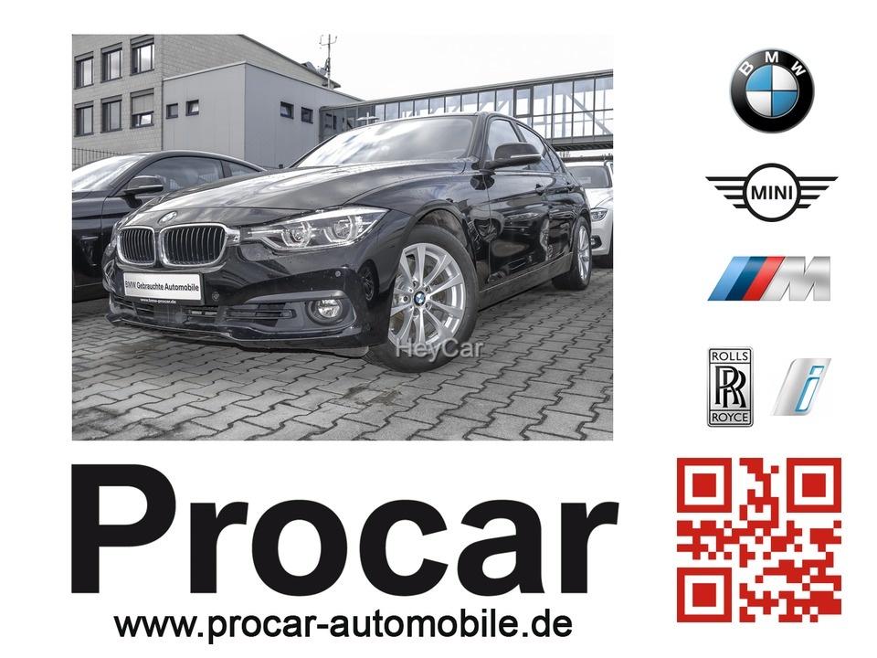 BMW 325d Advantage Aut. Navi Business Klimaaut. PDC, Jahr 2017, Diesel