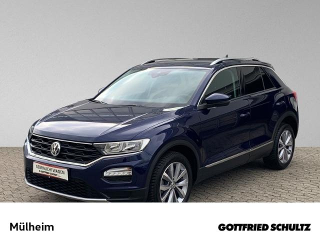 Volkswagen T-Roc 1.5 TSI DSG NAVI DAB ALLWETTER STYLE, Jahr 2020, Benzin
