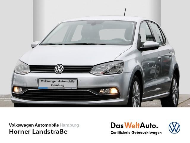 Volkswagen Polo 1.0 Comfortline Alufelgen Navi Einparkhilfe, Jahr 2017, Benzin