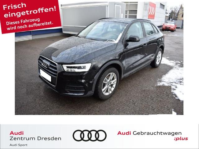Audi Q3 2.0 TFSI quattro LED-SW DAB, Jahr 2017, Benzin