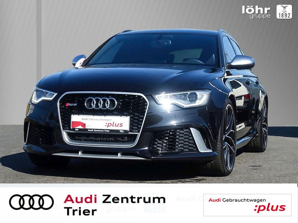 Audi RS 6 4.0 TFSI quattro Avant, Jahr 2013, Benzin
