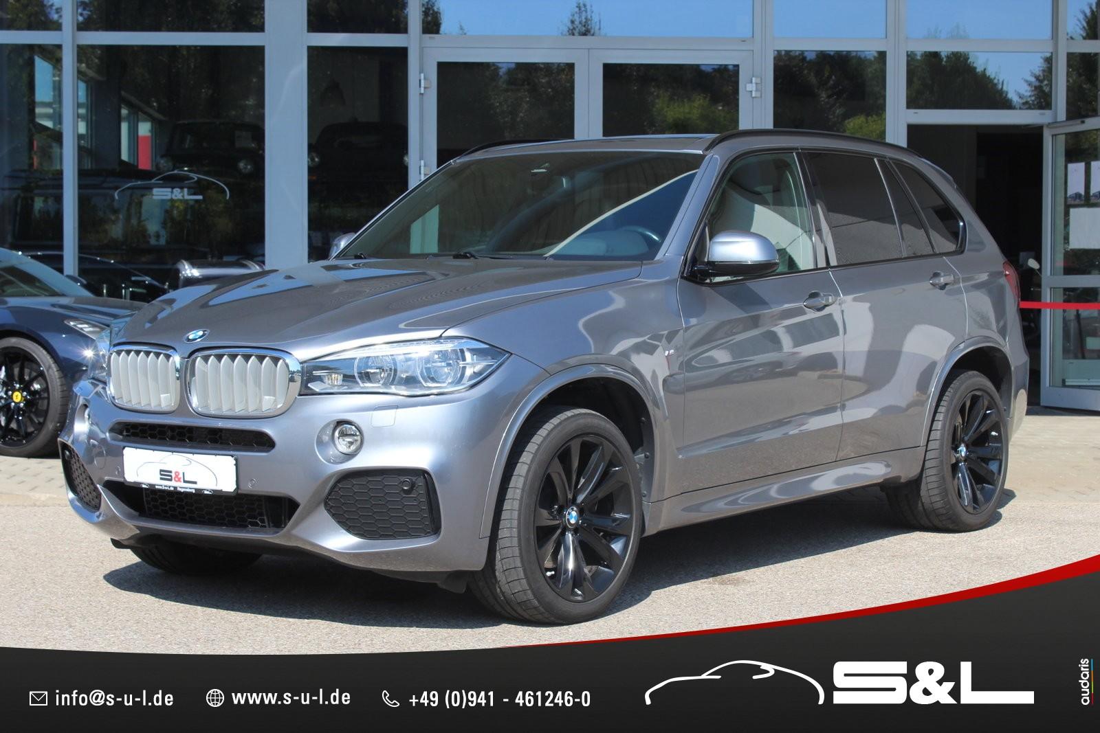 BMW X5 xDrive40d M Sport/Dakota/Pano/LED/HUD/Fondent, Jahr 2016, Diesel