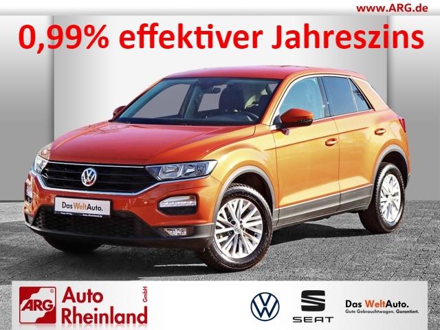 Volkswagen T-Roc 1.0 TSI OPF APP-Con./Navi/PDC/SHZ, Jahr 2020, Benzin