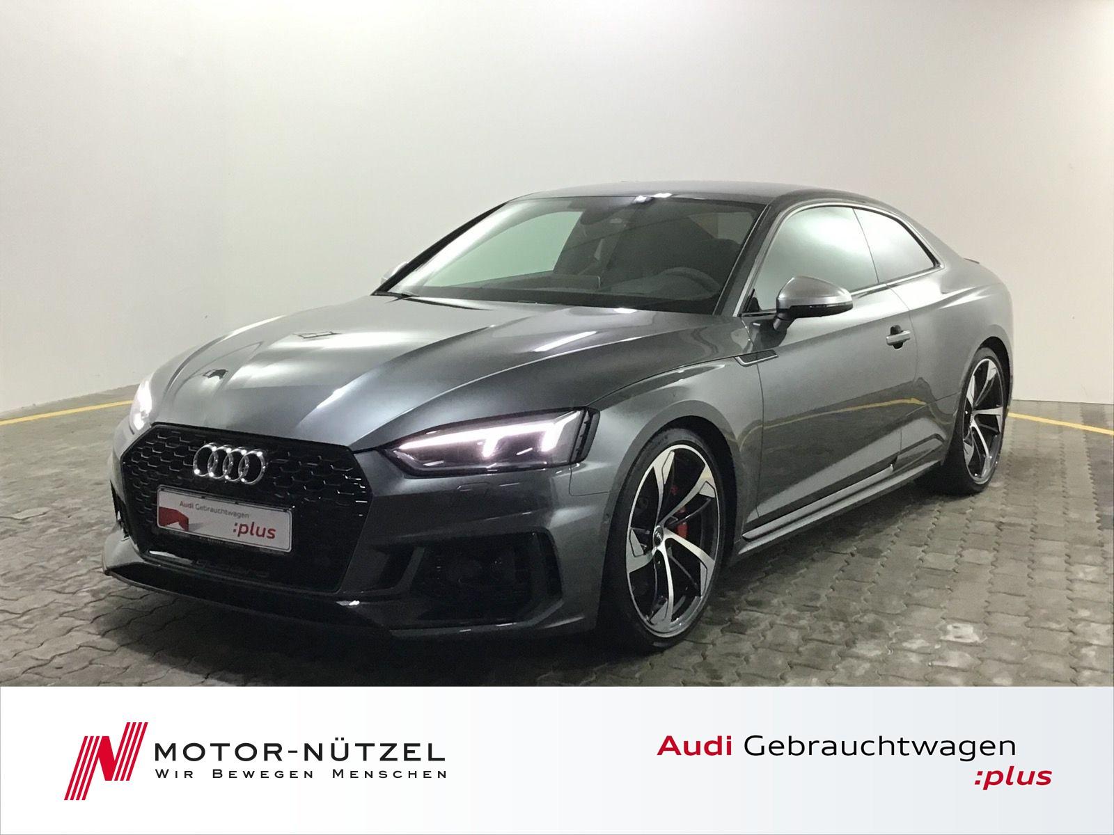 Audi RS 5 Coupé quattro +HUD+RS-AGA+AssistPakete+DAB+, Jahr 2017, Benzin