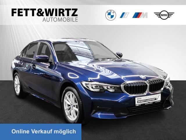BMW 318d Aut Navi GSD Sportsitze Leas ab 349,-br.o.A, Jahr 2019, Diesel