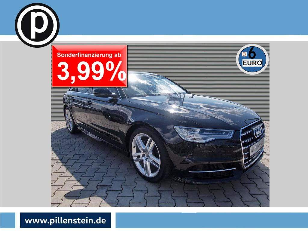 Audi A6 2.0 TDI S-LINE PANO NAVI KAMERA 19` Standhzg., Jahr 2018, Diesel