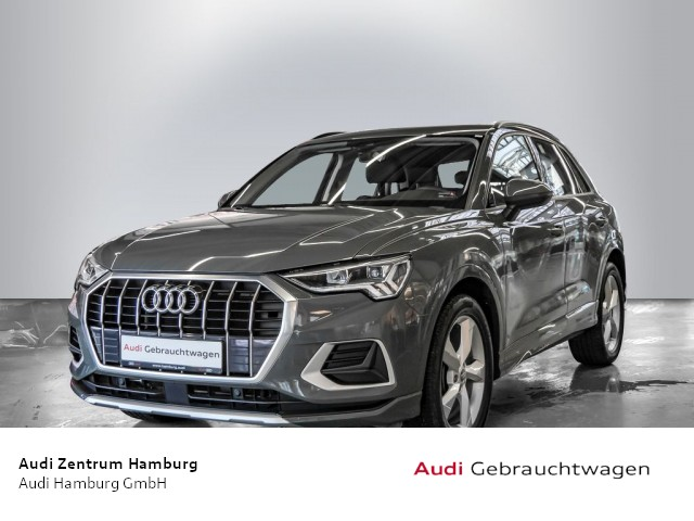 Audi Q3 35 TDI advanced S tronic NAVI LED VIRTUAL, Jahr 2019, Diesel