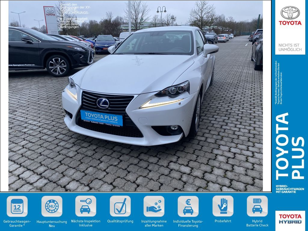Lexus IS 300h Luxury Line, Jahr 2016, Hybrid