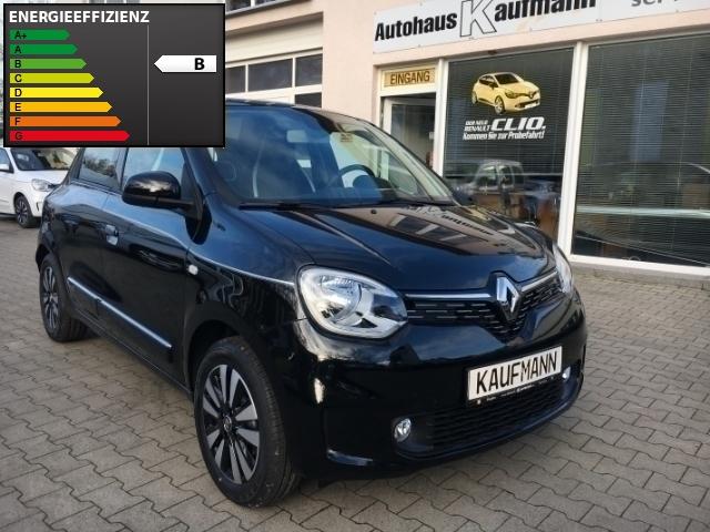Renault Twingo Intens 0.9 TCe 90 EDC, Jahr 2020, Benzin