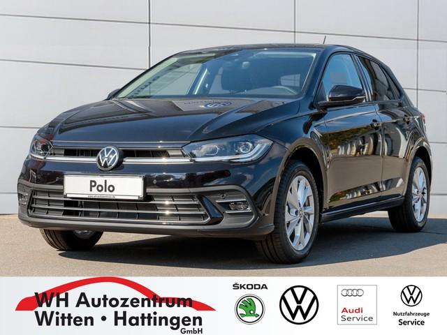 Volkswagen Polo 1,0 l TSI Style NEUES MODELL, Navi, LED, Jahr 2021, Benzin