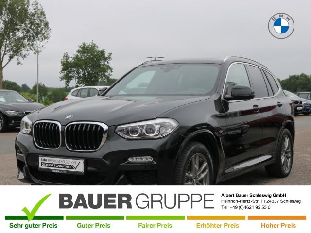 bmw x3 xdrive20d m sport eu6d-t park-assistent, jahr 2019, diesel