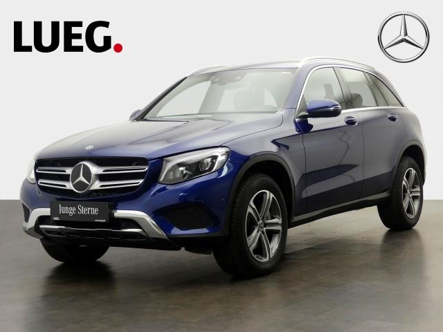 Mercedes-Benz GLC 350 d 4M OFF-ROAD Navi+HUD+DISTRONIC, Jahr 2017, diesel