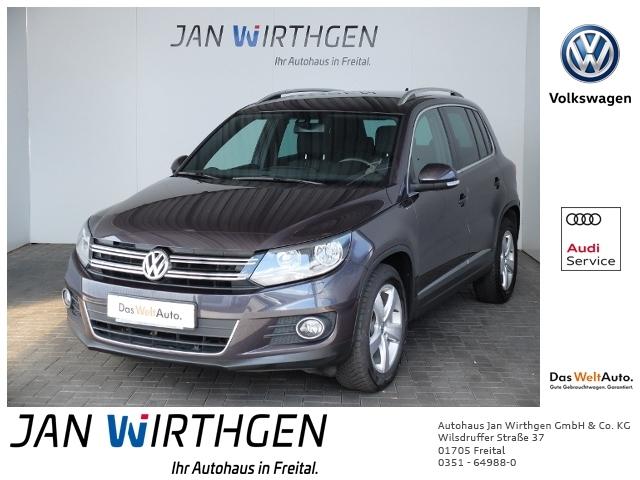Volkswagen Tiguan 2.0TDI Lounge Sport & Style *AHZV*, Jahr 2016, Diesel