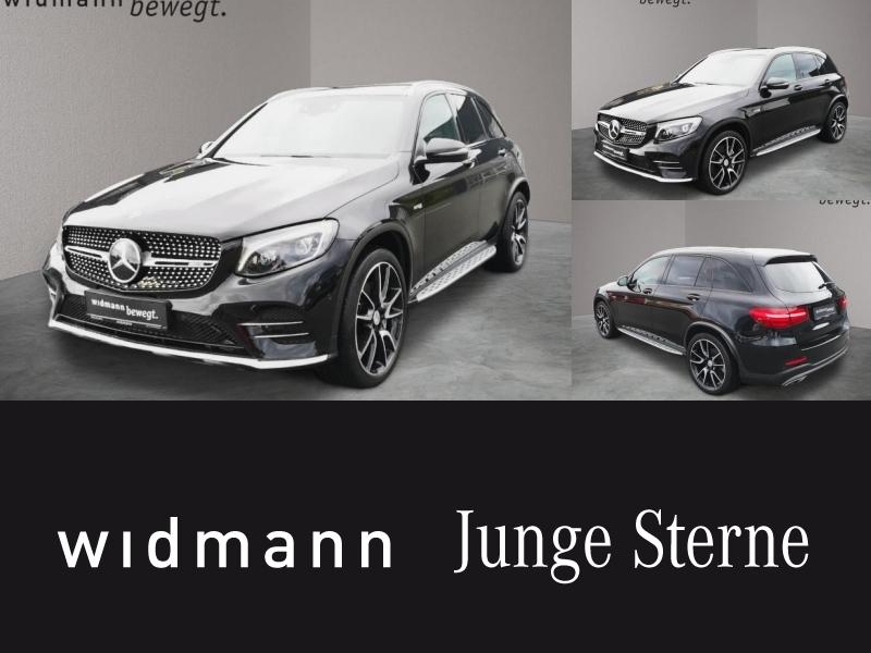 Mercedes-Benz GLC 43 AMG 4M *Sitzklima*Burmester*Comand*SHZ*, Jahr 2017, Benzin