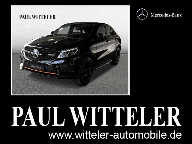 Mercedes-Benz GLE 43 AMG 4MATIC Coupé Comand/LED/AHK/360°/Pano, Jahr 2018, Benzin