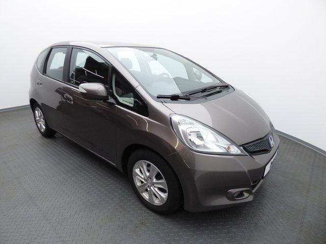 Honda Jazz 1.4 i-VTEC CVT Trend, Jahr 2012, Benzin