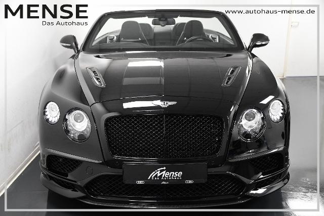 Bentley Continental Supersports Convertible 1 of 710 UPE, Jahr 2018, Benzin