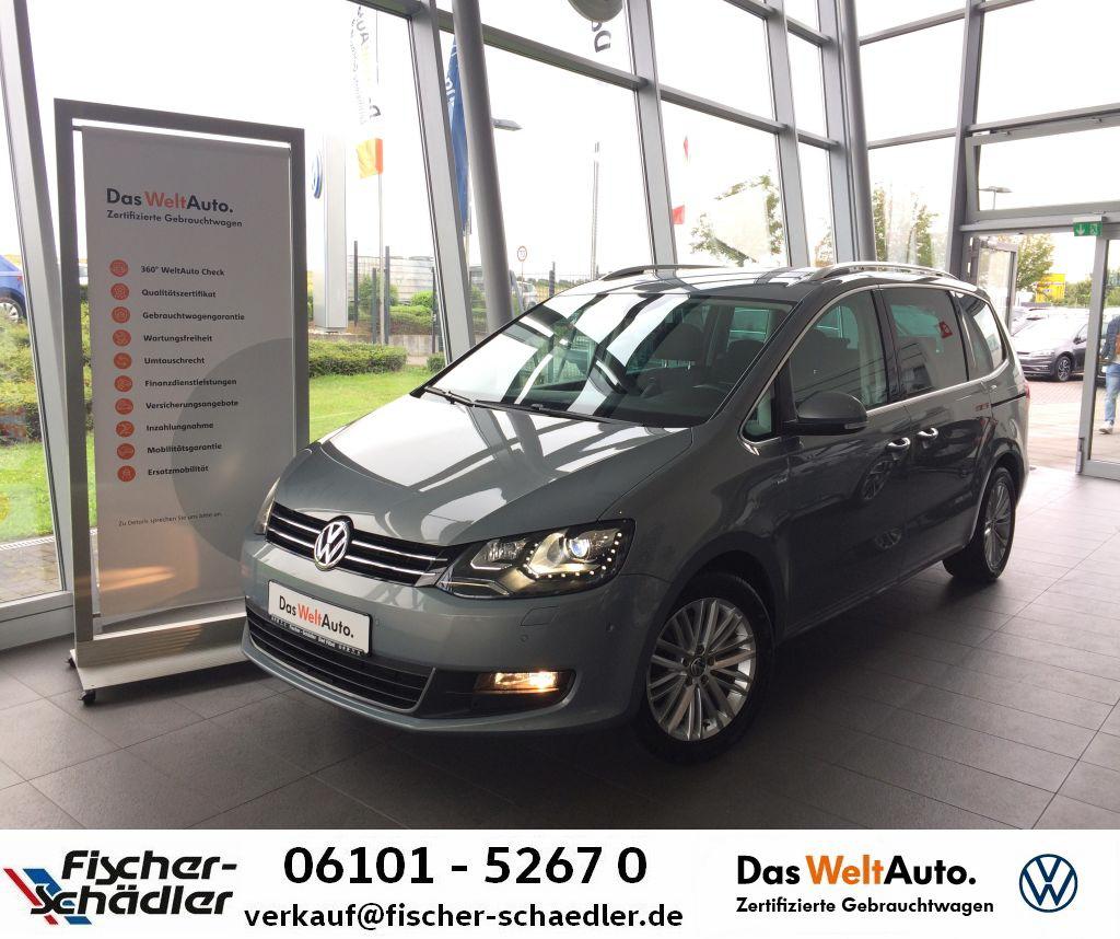 Volkswagen Sharan 1.4TSI*Cup*Navi*BiXenon*Kamera*Keyless*, Jahr 2014, Benzin