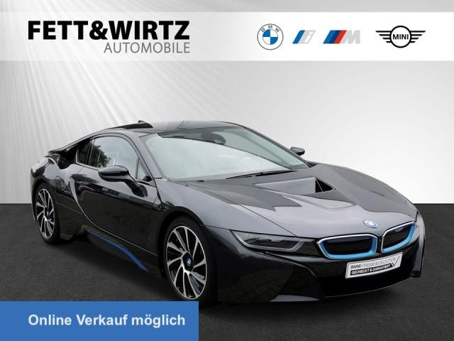 BMW i8 NaviProf. HUD H&K DA Komfortz. LED, Jahr 2018, Hybrid