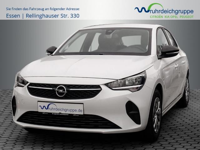Opel Corsa F Edition 1.2 Kamera Klima SHZ PDC Multimedia, Jahr 2021, Benzin