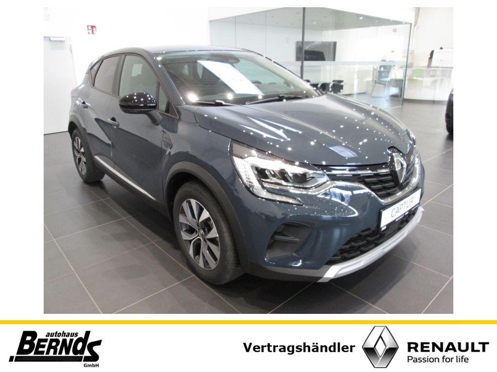 Renault Captur LIFE TCe 100 KLIMA RADIO LED, Jahr 2020, Benzin