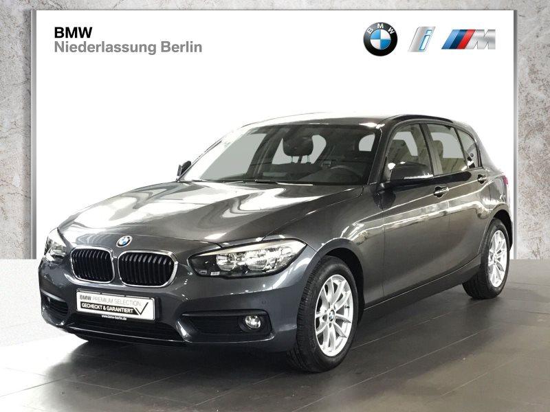 BMW 118i 5-Türer EU6 Aut. !Achtung: Deutl.reduziert!, Jahr 2017, Benzin