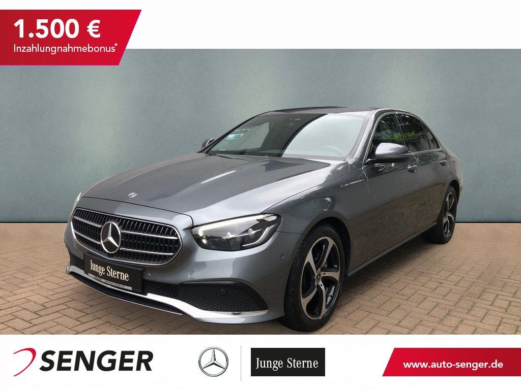 Mercedes-Benz E 220 d MBUX High-End-Paket Park-Paket Totwinkel, Jahr 2021, Diesel