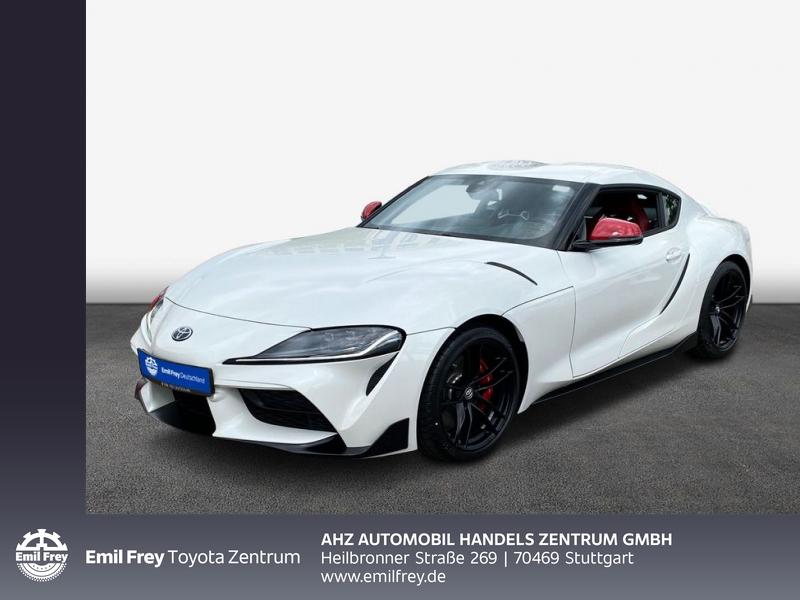 Toyota Supra GR Fuji Speedway Limited sofort verfügbar, Jahr 2021, Benzin