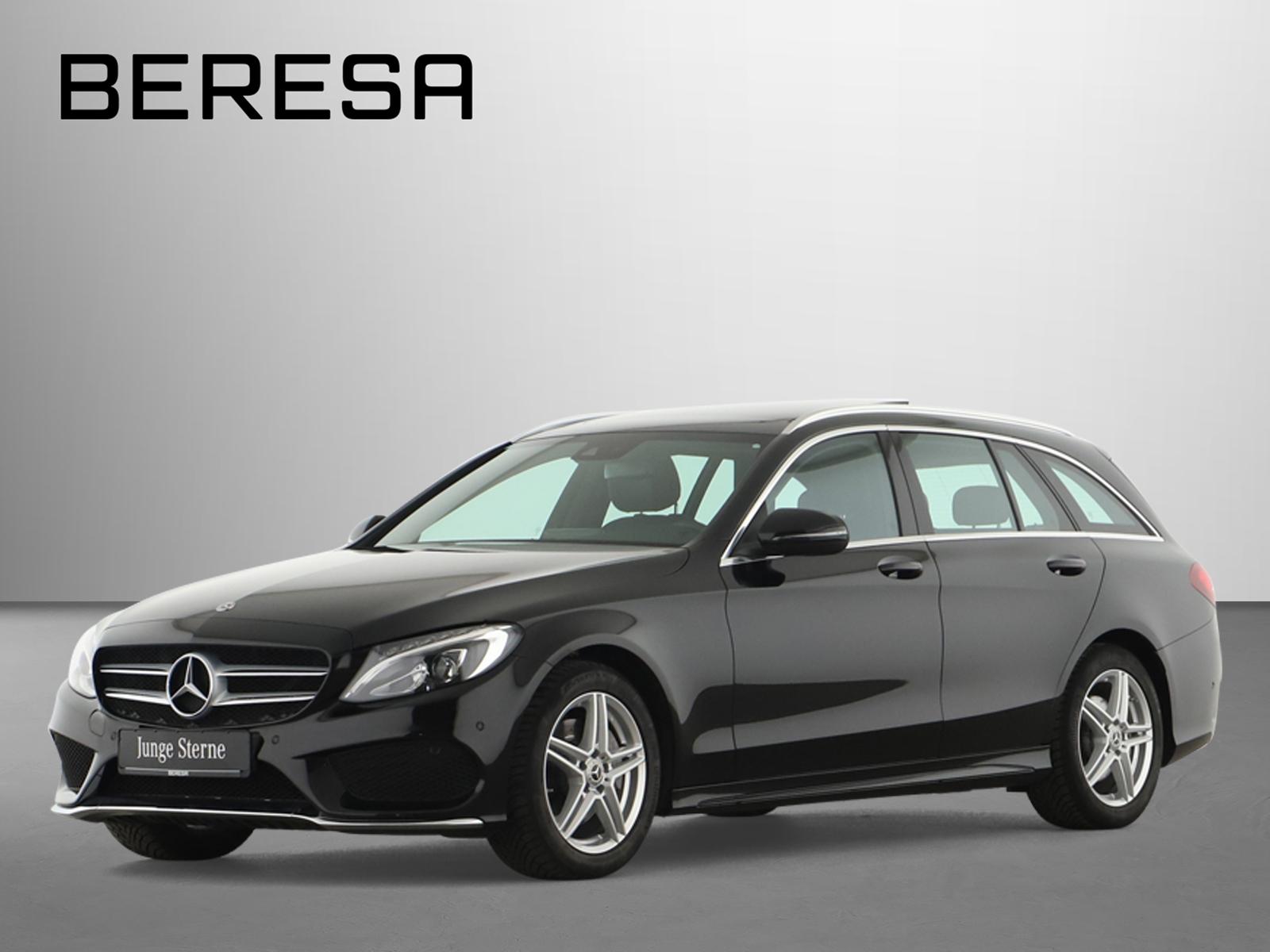 Mercedes-Benz C 200 T AMG Comand Pano.-Dach LED PDC, Jahr 2017, Benzin