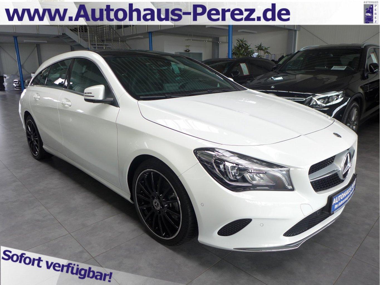 Mercedes-Benz CLA 220 Shooting Brake d 7-G Urban PANO-KAMERA, Jahr 2018, Diesel