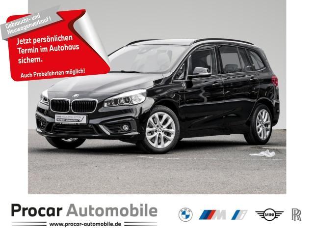BMW 220 Gran Tourer Advantage Aut. 7-Sitzer LED Nav, Jahr 2018, Benzin
