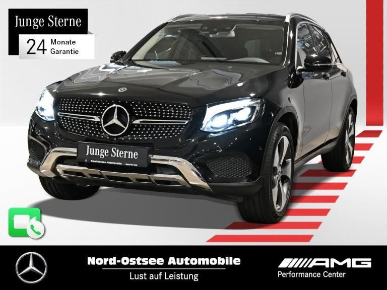 Mercedes-Benz GLC 250 d 4M Comand HUD AHK LED Kamera Spur SHZ, Jahr 2016, Diesel