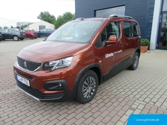 Peugeot Rifter Allure L1 HDI 130 Navigationssystem Rückfahrkamera Sitzheizung, Jahr 2021, Diesel