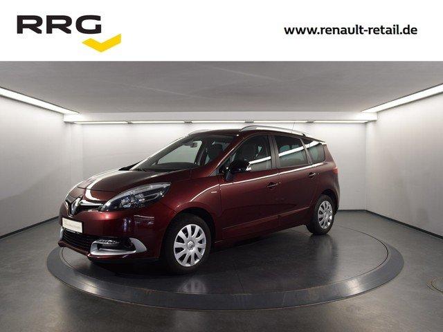 Renault GRAND SCENIC III LIMITED DELUXE TCe 130 7 SITZER, Jahr 2015, Benzin