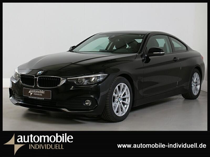 BMW 420d Coupe Advantage LED Navi SpeedLimit, Jahr 2017, Diesel