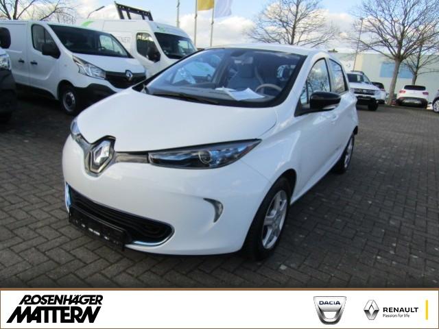 Renault ZOE Batteriemiete 22KWh Navigation Klimaautomatik Einoparkhilfe, Jahr 2014, Elektro