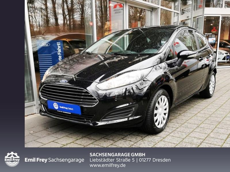 Ford Fiesta 1.25 Trend Sitzheiz, beh. Frontsch., Jahr 2014, Benzin