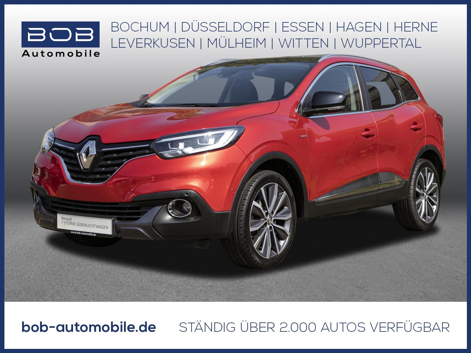 Renault Kadjar BOSE EDITION dCi130 PANO NAVI PDC KLIMA, Jahr 2016, Diesel