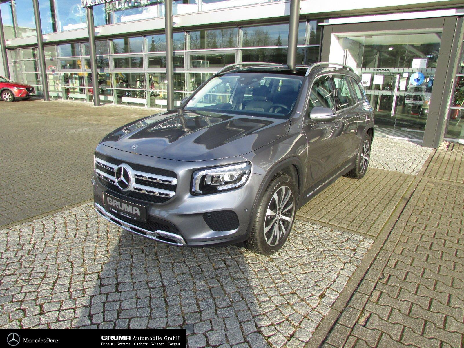Mercedes-Benz GLB 180 d +BUSINESS+RÜKA+PANO+LED+EASY-PACK+ BC, Jahr 2020, Diesel