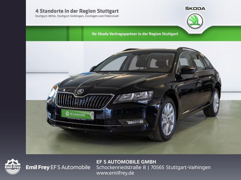 Skoda Superb Combi 2.0 TSI DSG Ambition Navi Sitzhzg, Jahr 2016, Benzin