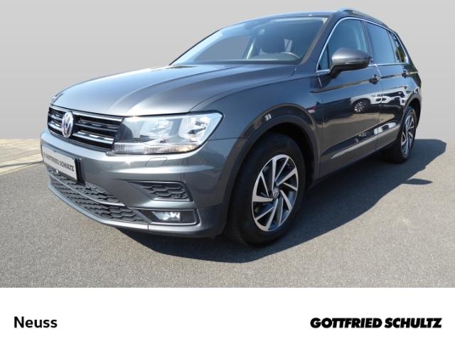 Volkswagen Tiguan 2.0TDI NAVI AHK SHZ PDCvo&hi ACC 3CLIMA SOUND, Jahr 2018, Diesel