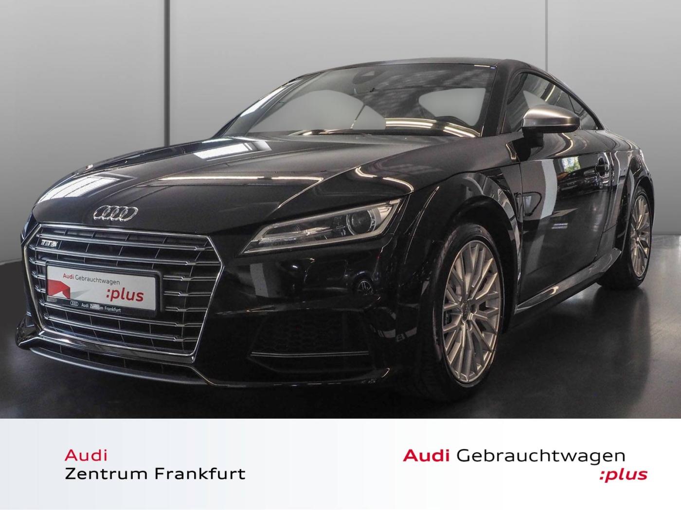 Audi TTS Coupé 2.0 TFSI quattro S tronic Navi Xenon S, Jahr 2016, Benzin