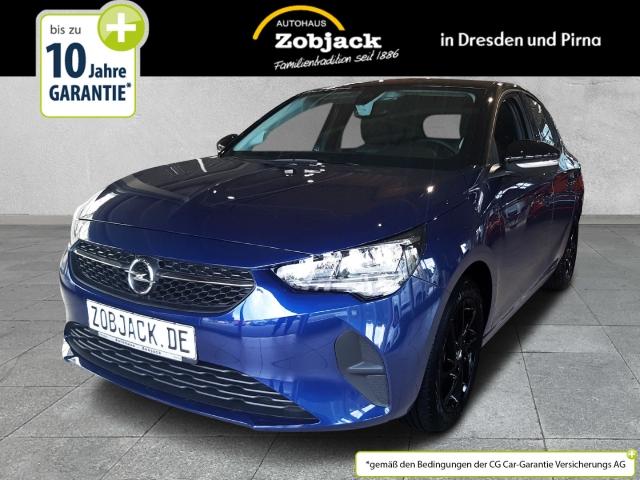 Opel Corsa F Edition 1.2T SHZ Multimedia Klima PDC, Jahr 2020, Benzin